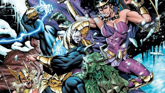 DC Preview: Black Adam: Endless Winter Special #1
