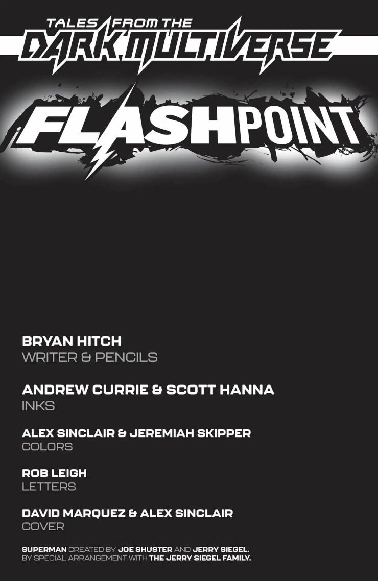 dark multiverse flashpoint 1