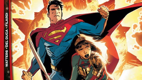 Future State: Superman / Wonder Woman #1