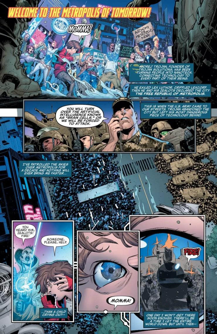 Future State: Superman of Metropolis (2021-2021) #1