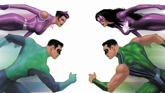 DC Preview: The Green Lantern Season Two #10