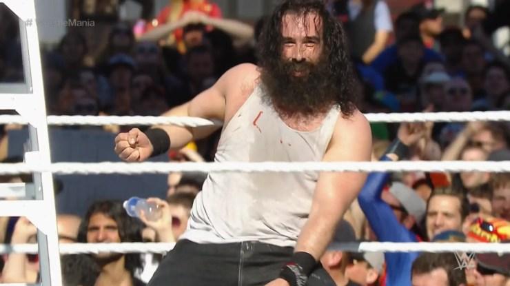 Jon Huber/Luke Harper - WrestleMania 31