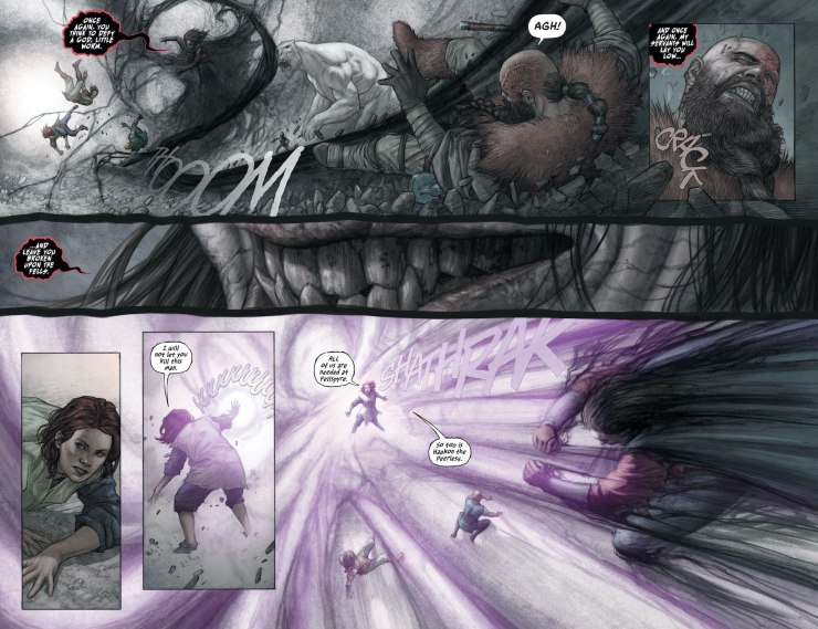 The Last God #11 preview