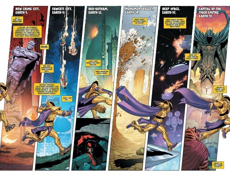 Tales from the Dark Multiverse: Dark Nights Metal #1