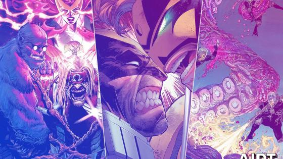 X-Men Monday Call for Questions – Benjamin Percy