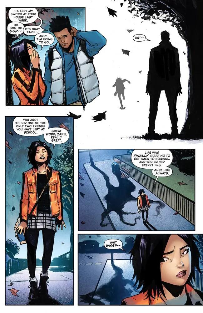 Shadecraft #1 image comics 2020