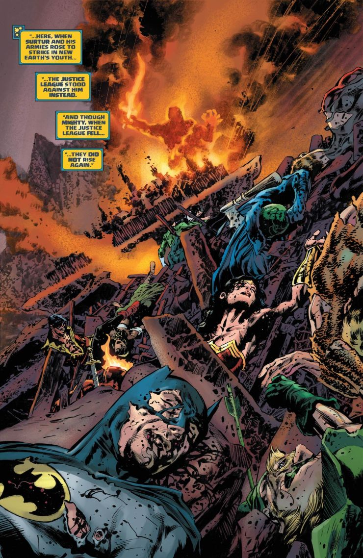 Tales from the Dark Multiverse: Crisis on Infinite Earths (2020-) #1