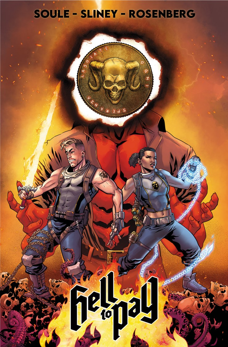 Hell to Pay #1 Image Comics