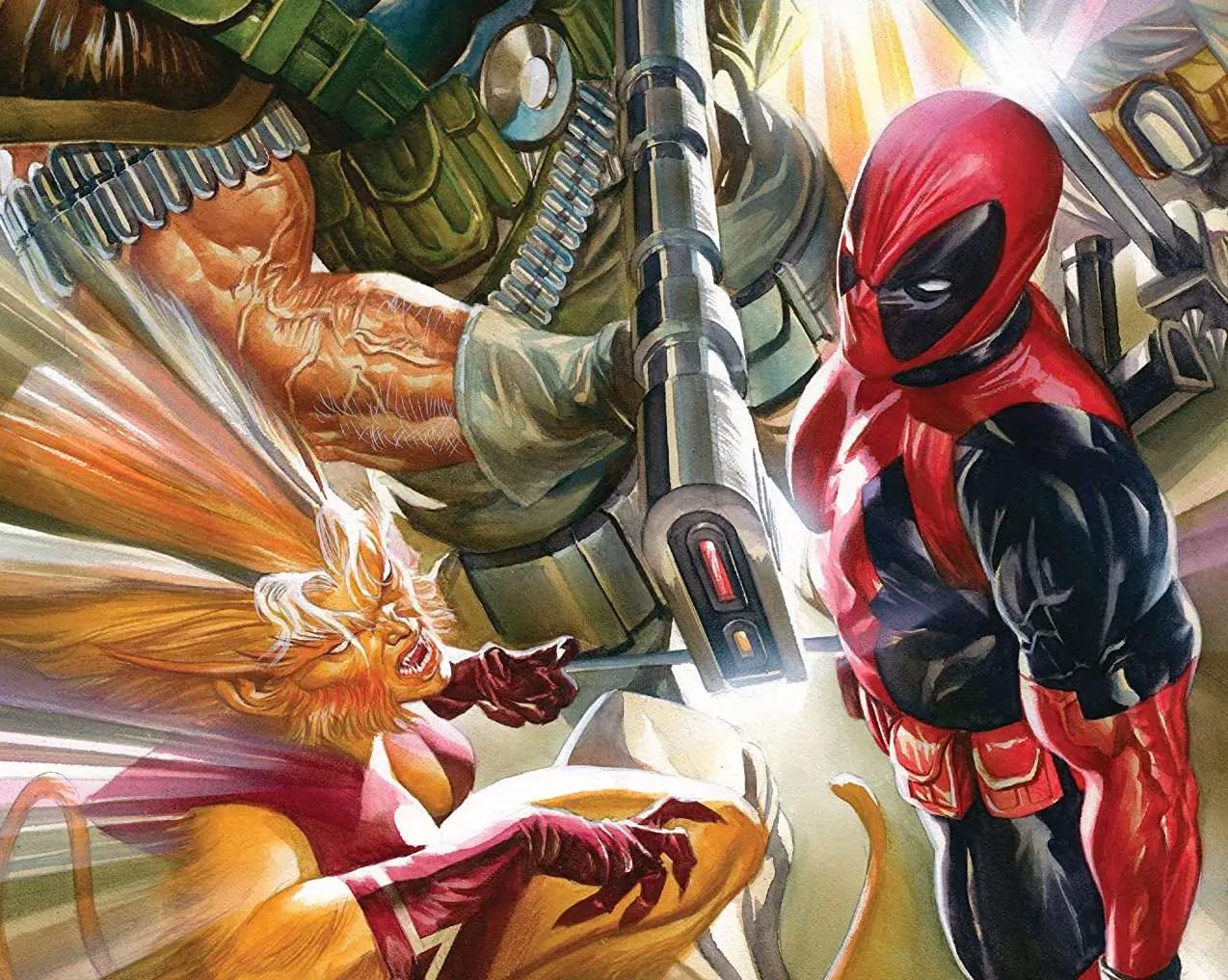 Marvel #4