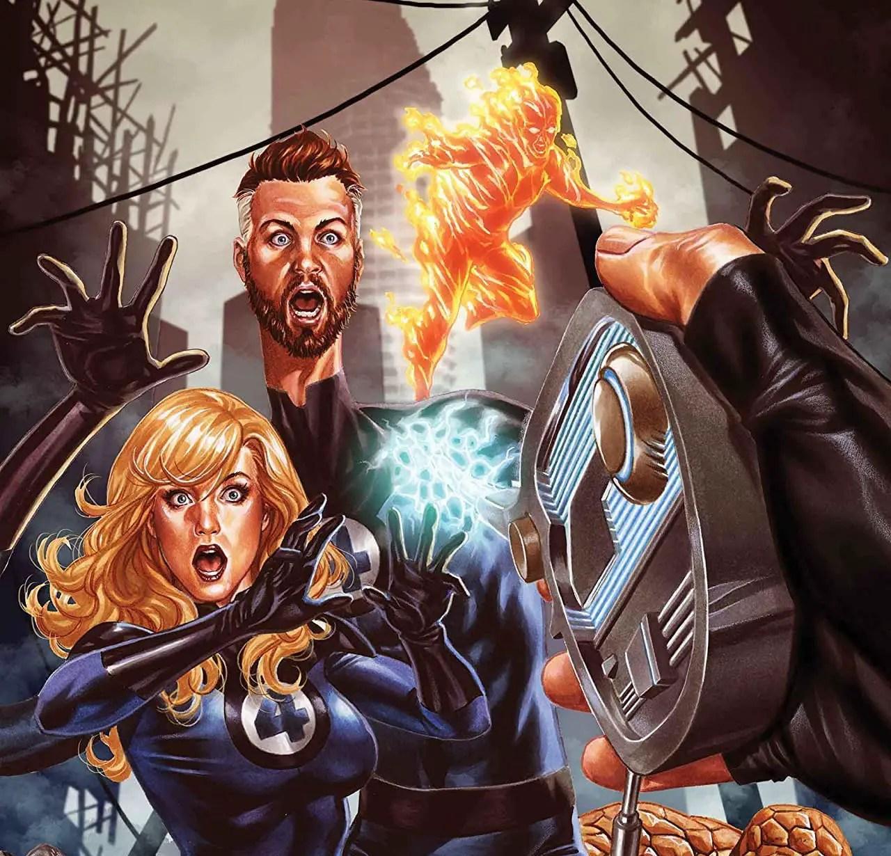 'Fantastic Four' #28 review