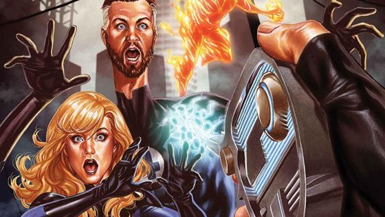 EXCLUSIVE Marvel Preview: Fantastic Four #28