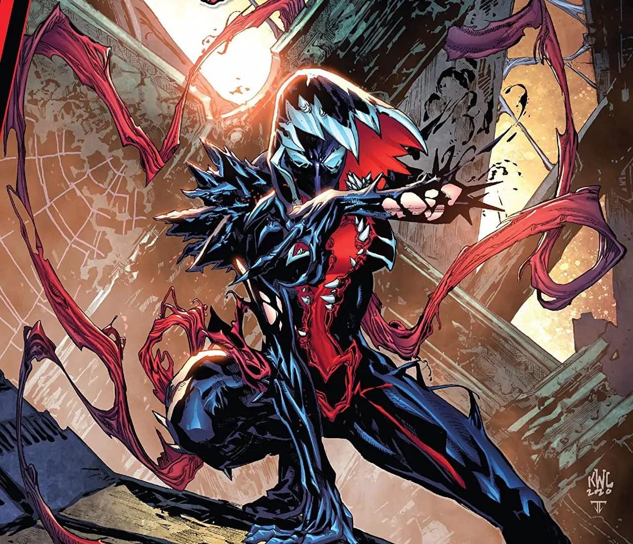 'King In Black: Gwenom vs. Carnage' #1 review