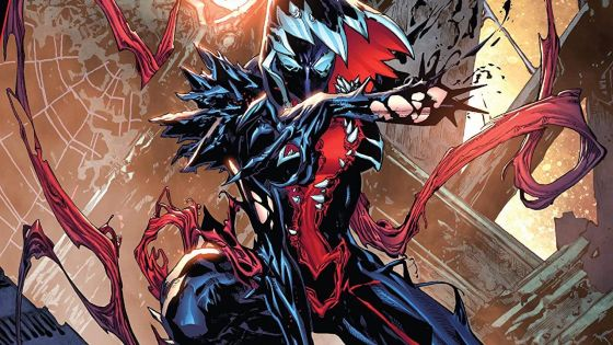 EXCLUSIVE Marvel Preview: King In Black: Gwenom vs. Carnage #1