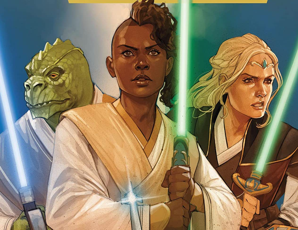 'Star Wars: The High Republic' #1 review