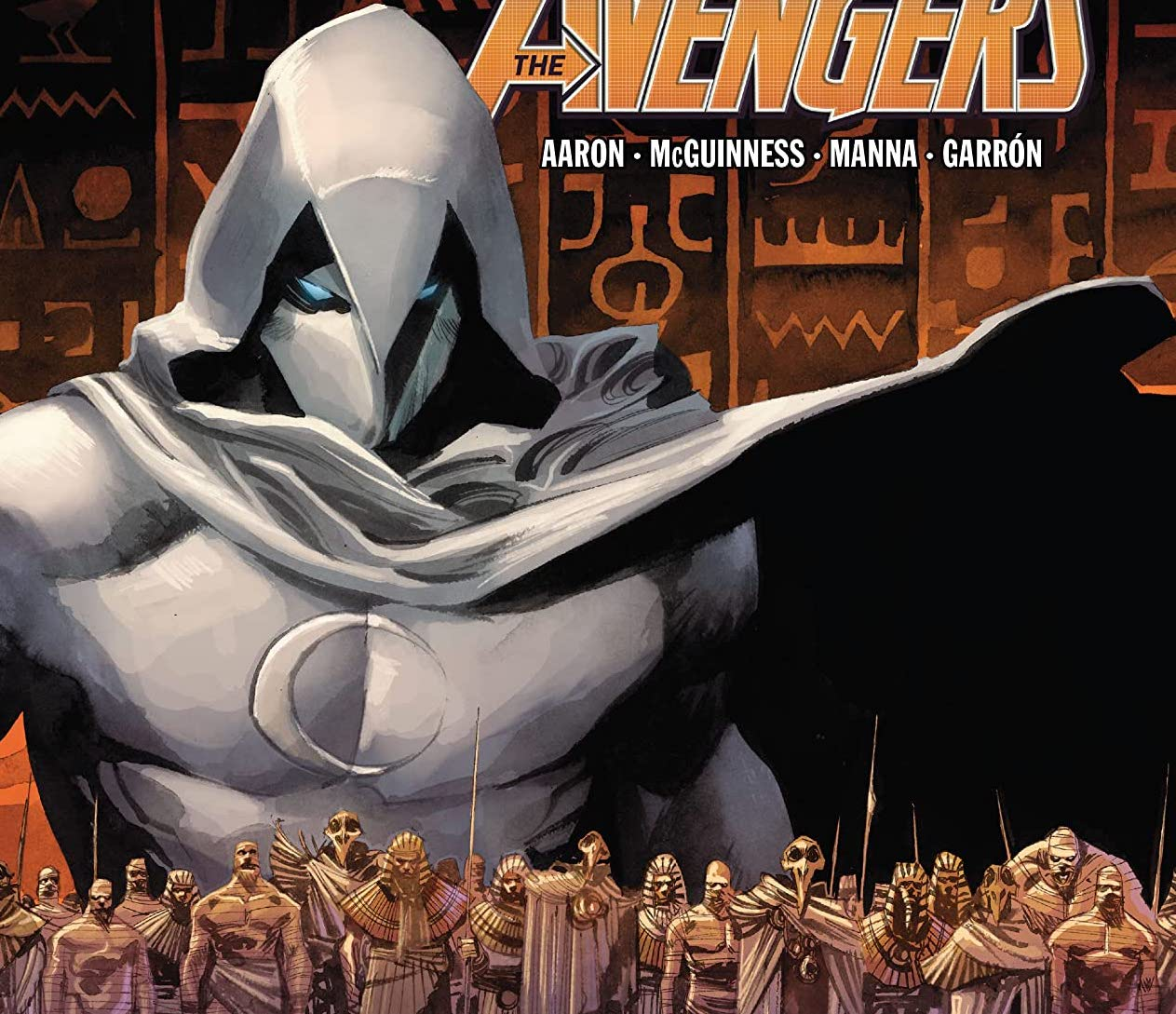 Avengers by Jason Aaron Vol. 7: The Age of Khonshu