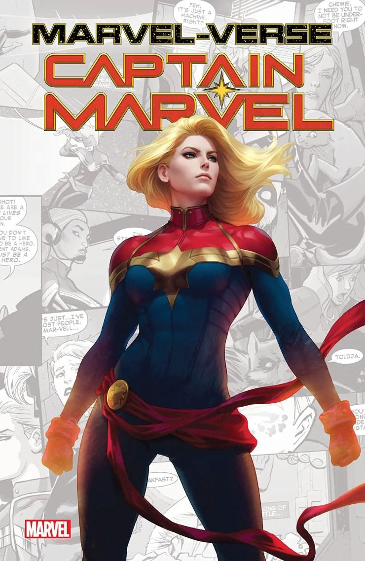Marvel-Verse Captain Marvel TPB