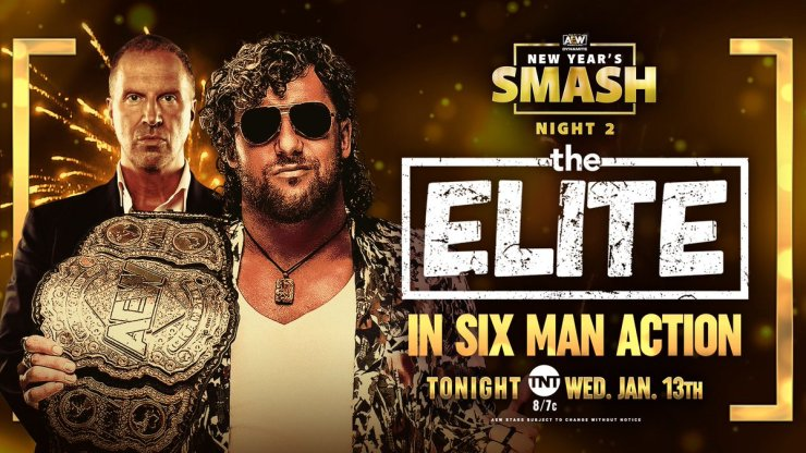 AEW Dynamite is ruthless in its aggression