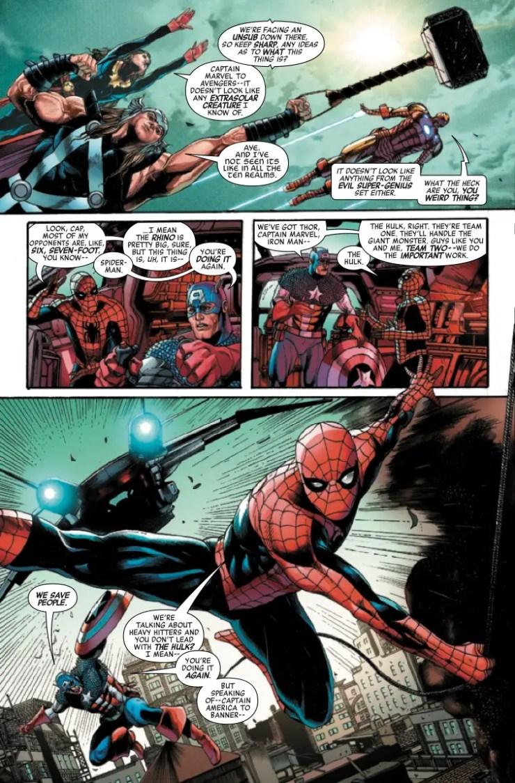 Marvel Preview: Avengers Mech Strike #1