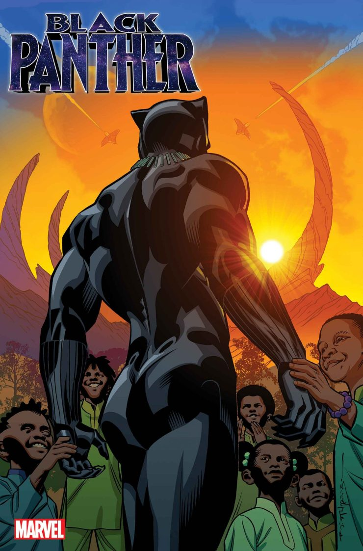 Ta-Nehisi Coates' 'Black Panther' run comes to an end with 'Black Panther' #25