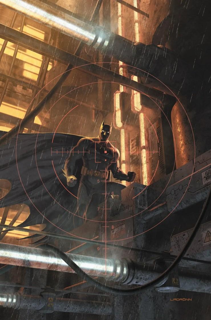 Batman by John Ridley Deluxe Edition