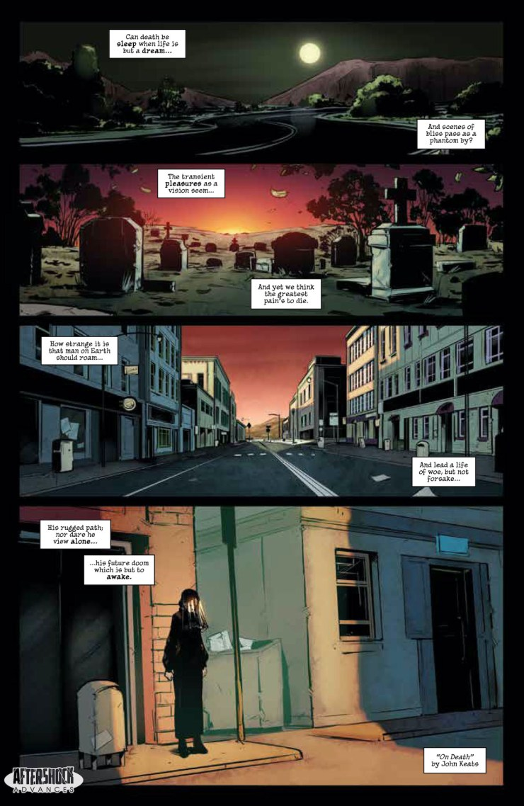 EXCLUSIVE AfterShock Preview: Dead Day TPB