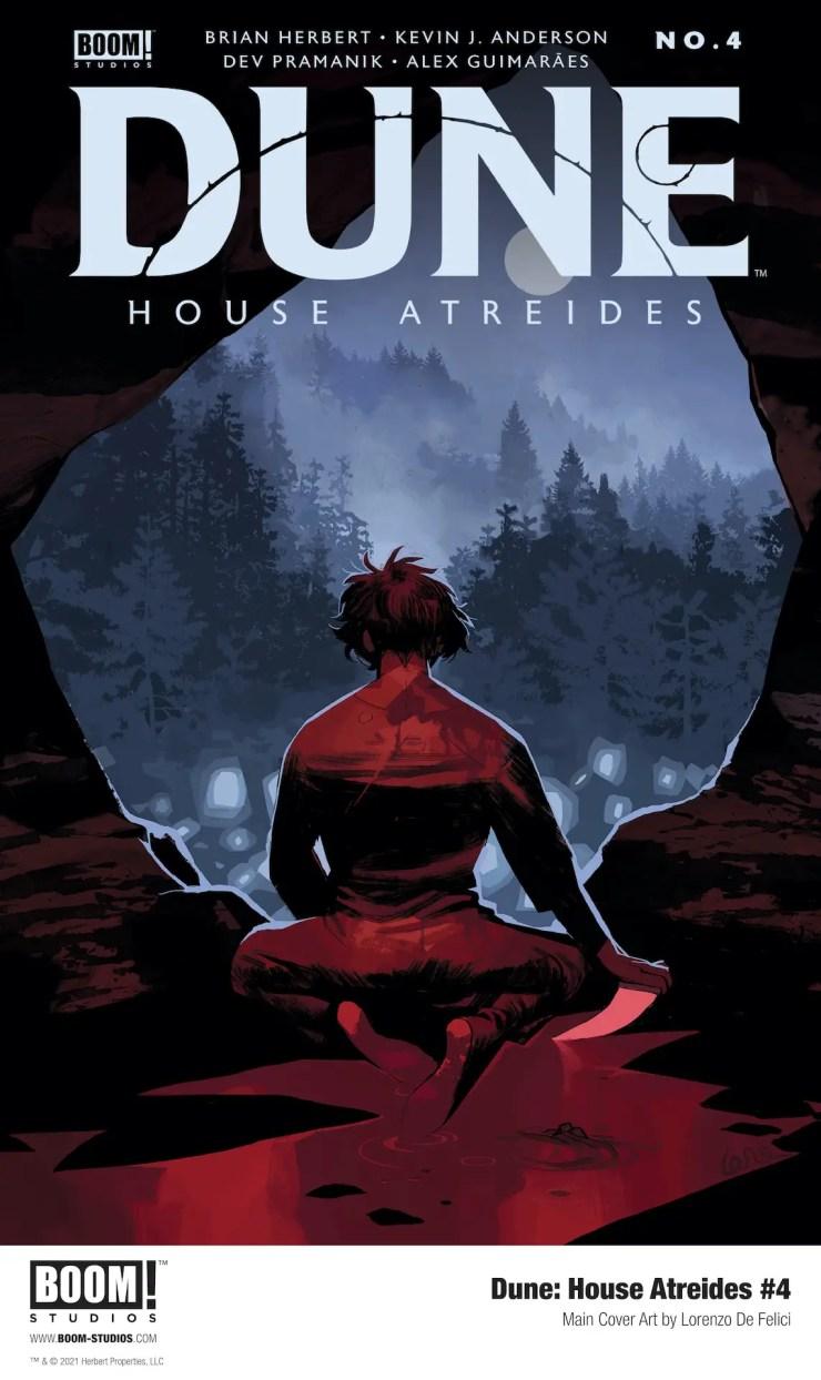 BOOM! Preview: Dune: House Atreides #4