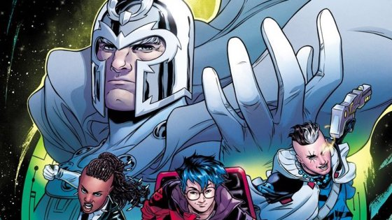 'S.W.O.R.D.' #2 reintroduces famous X-Men derogatory term for humans