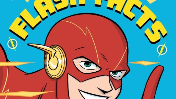 DC First Look: Flash Facts curated by Mayim Bialik