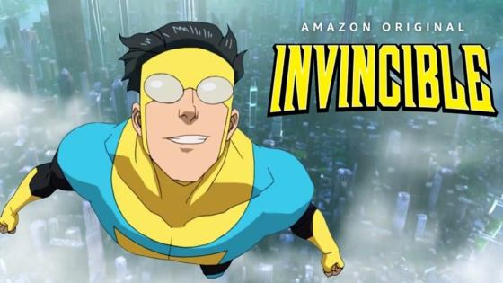 Invincible Robert Kirkman