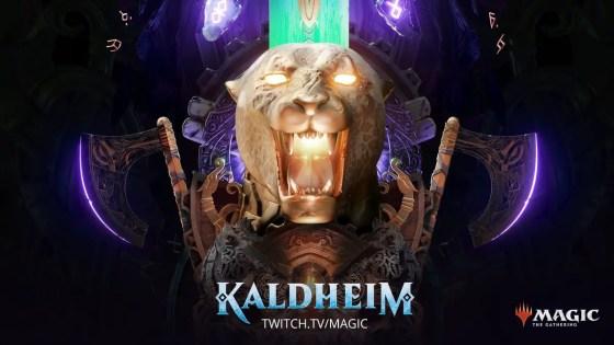 Kaldheim twitch stream