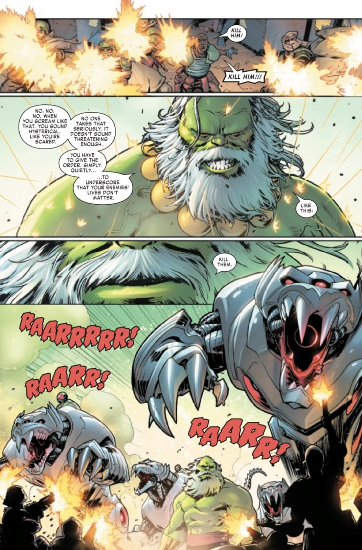 Marvel Preview: Maestro: War and Pax #1