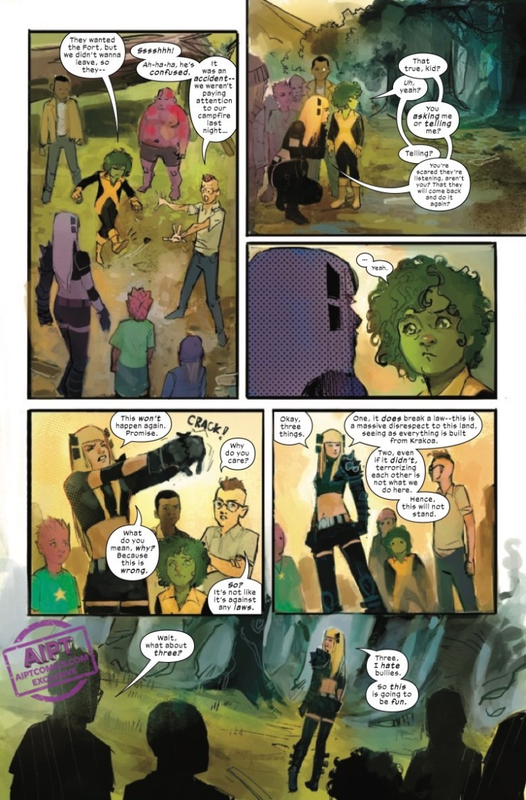Marvel Preview: New Mutants #15