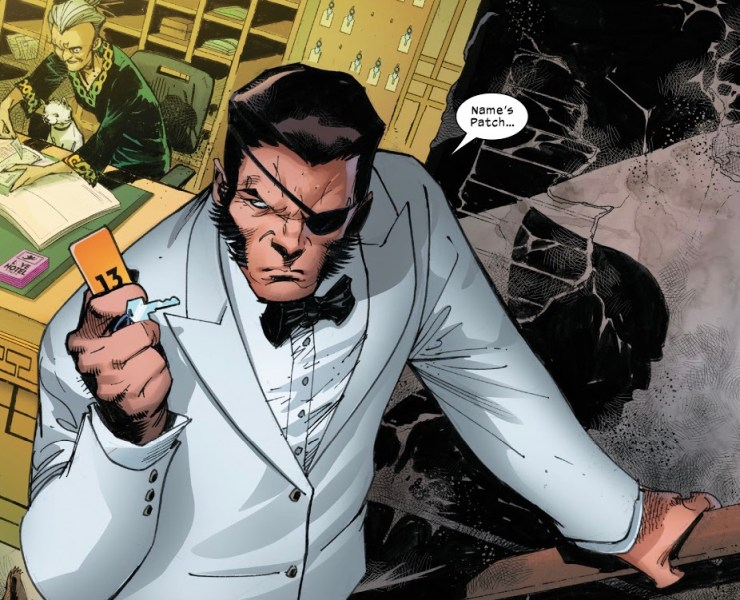 X-Men Monday #90 - Benjamin Percy Answers Your Wolverine & X-Force Questions