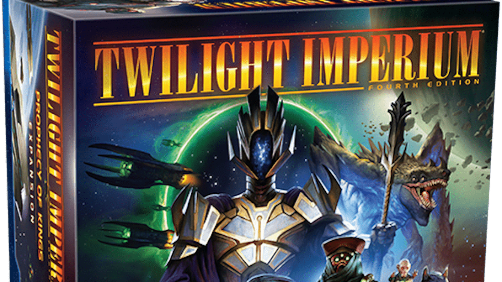 Twilight Imperium: Prophecy of Kings: not enough bang for your buck