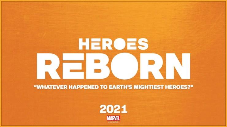 Heroes Reborn 2021 Marvel Comics