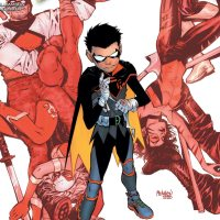 DC Comics launching Damian Wayne led series 'Robin'