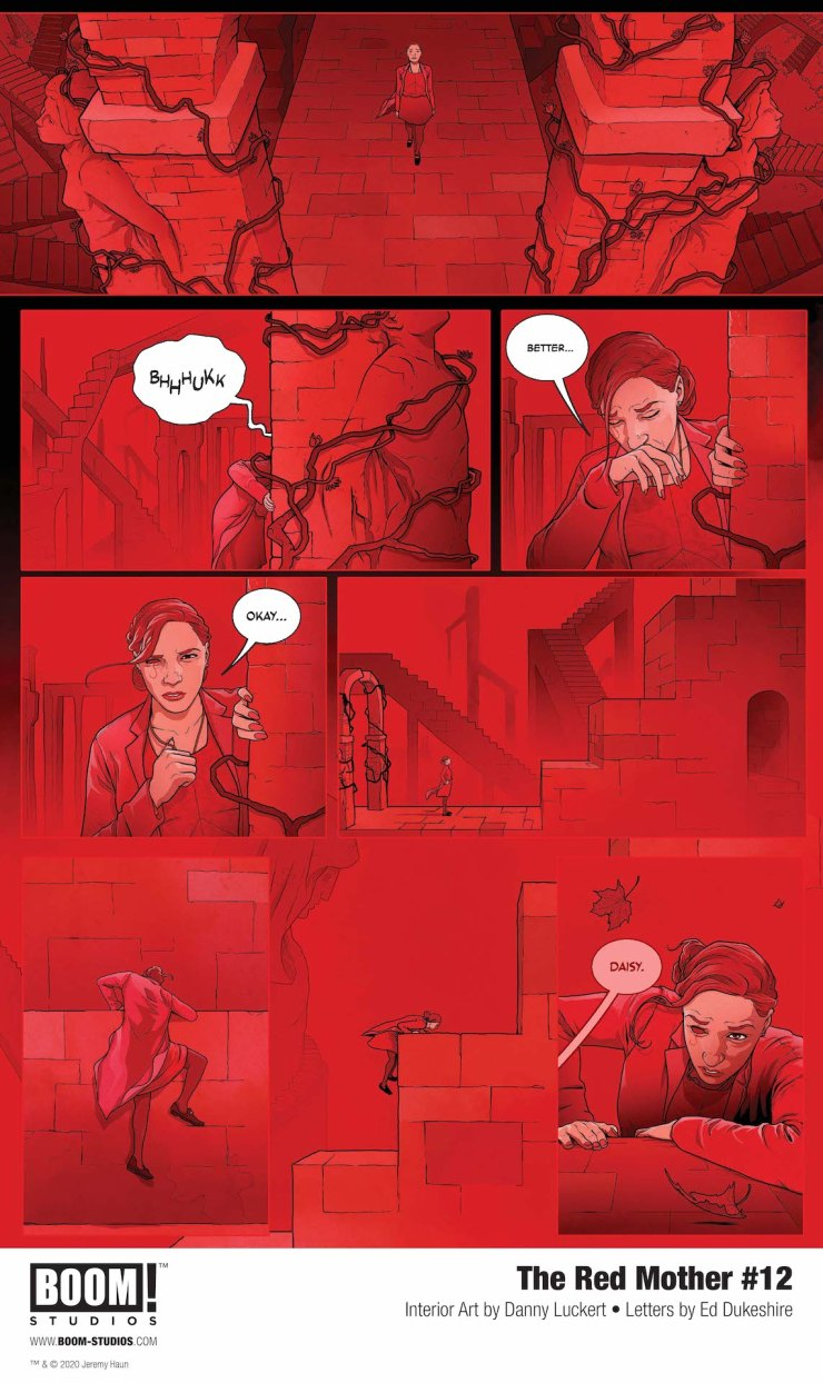 Red Mother #12 preview