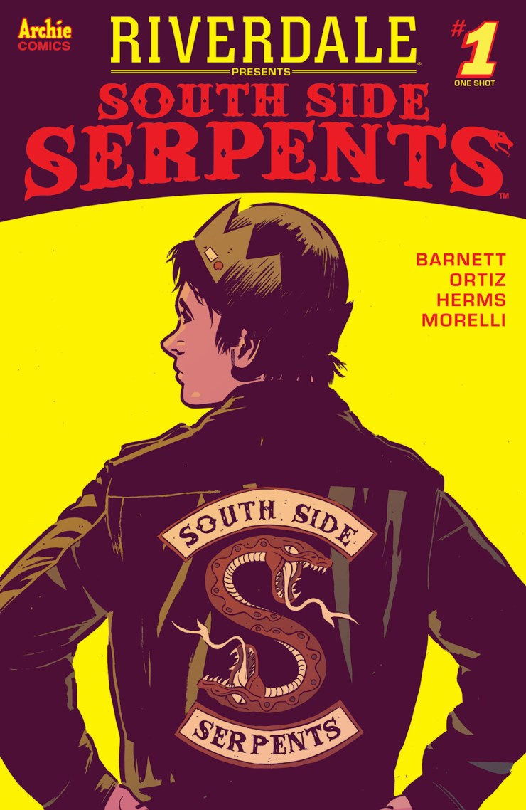 Archie Preview: South Side Serpents