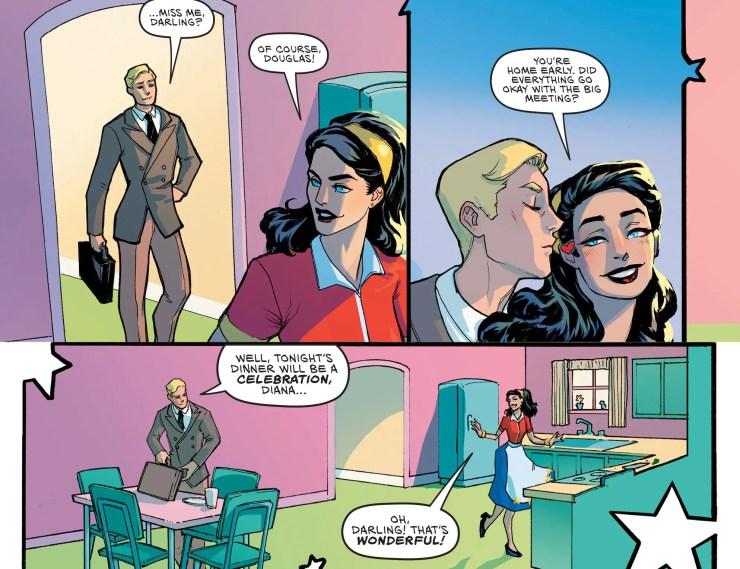 DC Preview: Sensational Wonder Woman #1