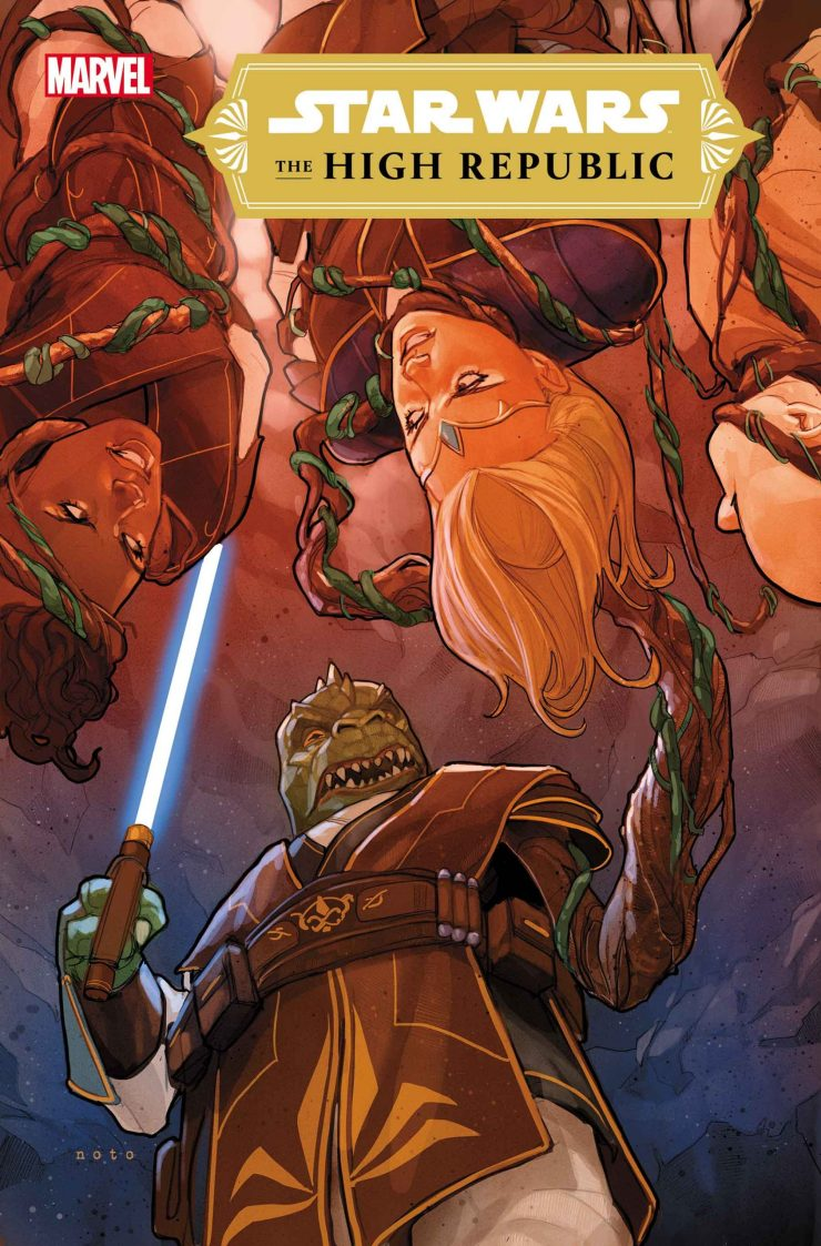 April 2021 Marvel Comics solicitations: X-Men expands and celebrating Star Wars