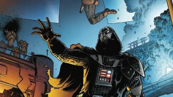 Marvel Preview: Star Wars: Darth Vader #9