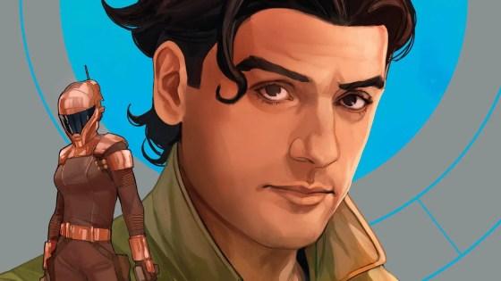 Star Wars: Poe Dameron - Free Fall