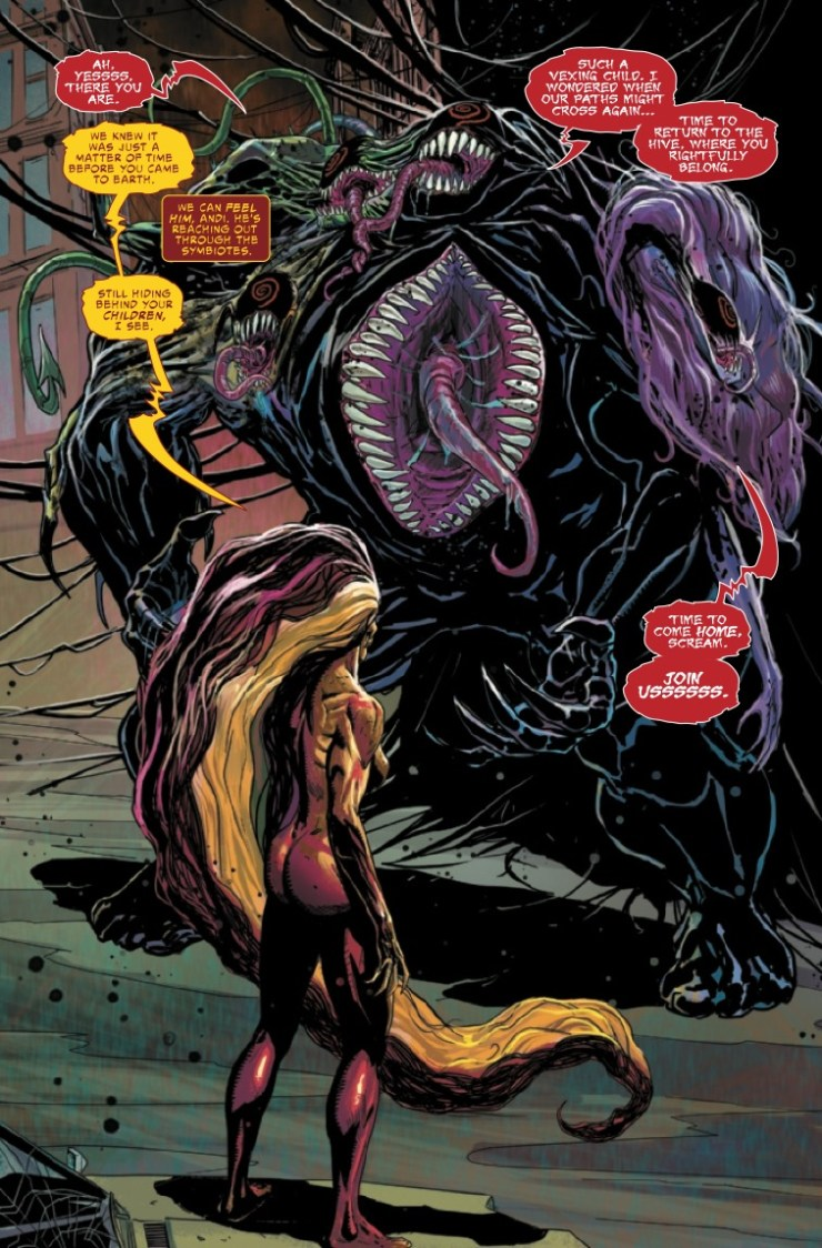 'King In Black: Planet Of The Symbiotes' #1 review