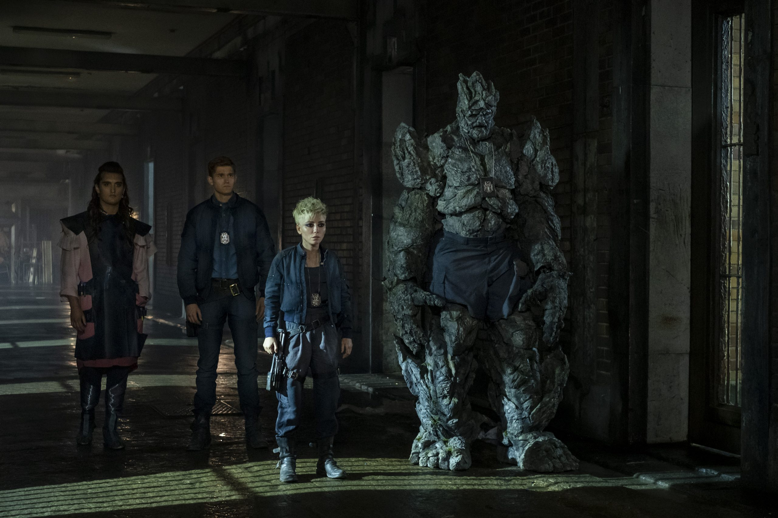 'The Watch' episode 1 review: 'A Near Vimes Experience'