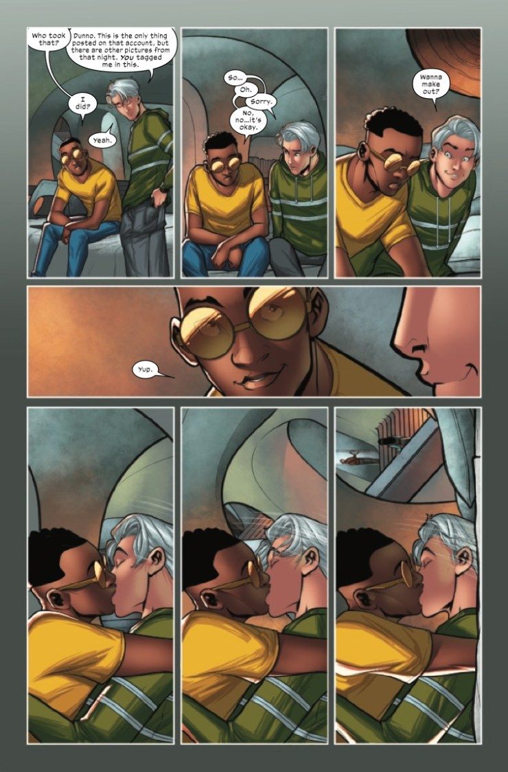 Marvel Preview: X-Factor #7