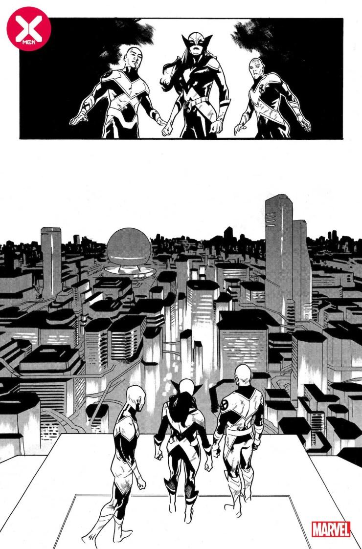 Marvel First Look: X-Men #18