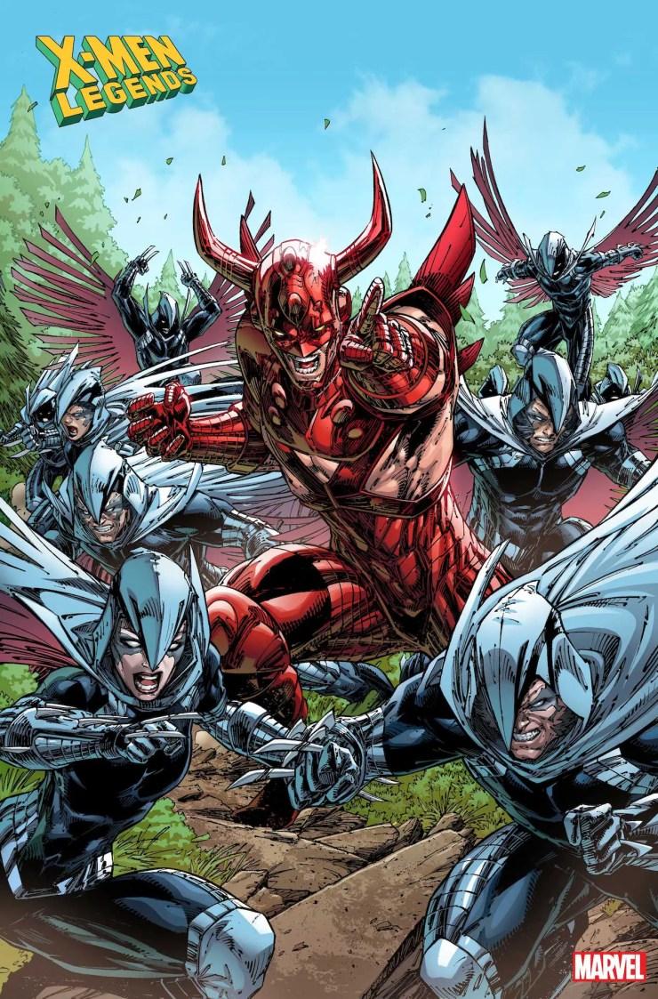 X-Men Legends (2021-) #1