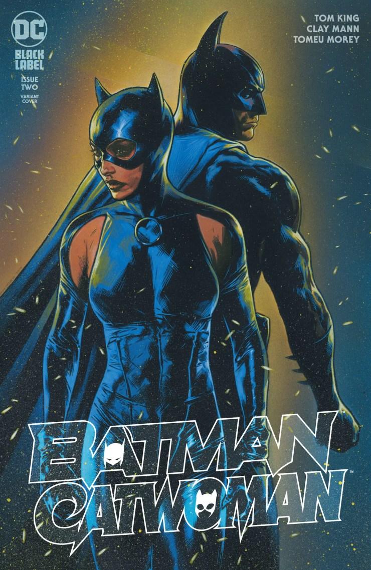 Batman/Catwoman (2020-) #2