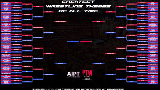 The Greatest Wrestling Themes of All Time: Final Four