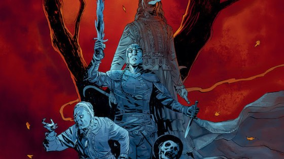 Dark Horse expanding Mike Mignola's 'Baltimore' and 'Joe Golem' with new stories